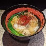 鶏soba座銀 にぼし店★★★☆☆【大阪】
